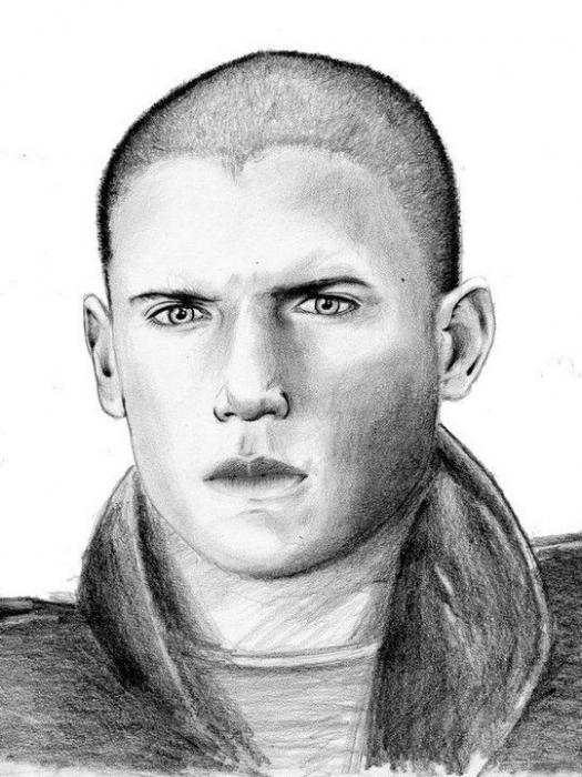 Wentworth Miller by assirem